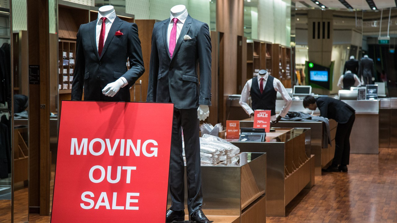 TROUBLE IN (SHOPPER'S) PARADISE: HOW SINGAPORE MALLS RETHOUGHT THE RETAIL EXPERIENCE